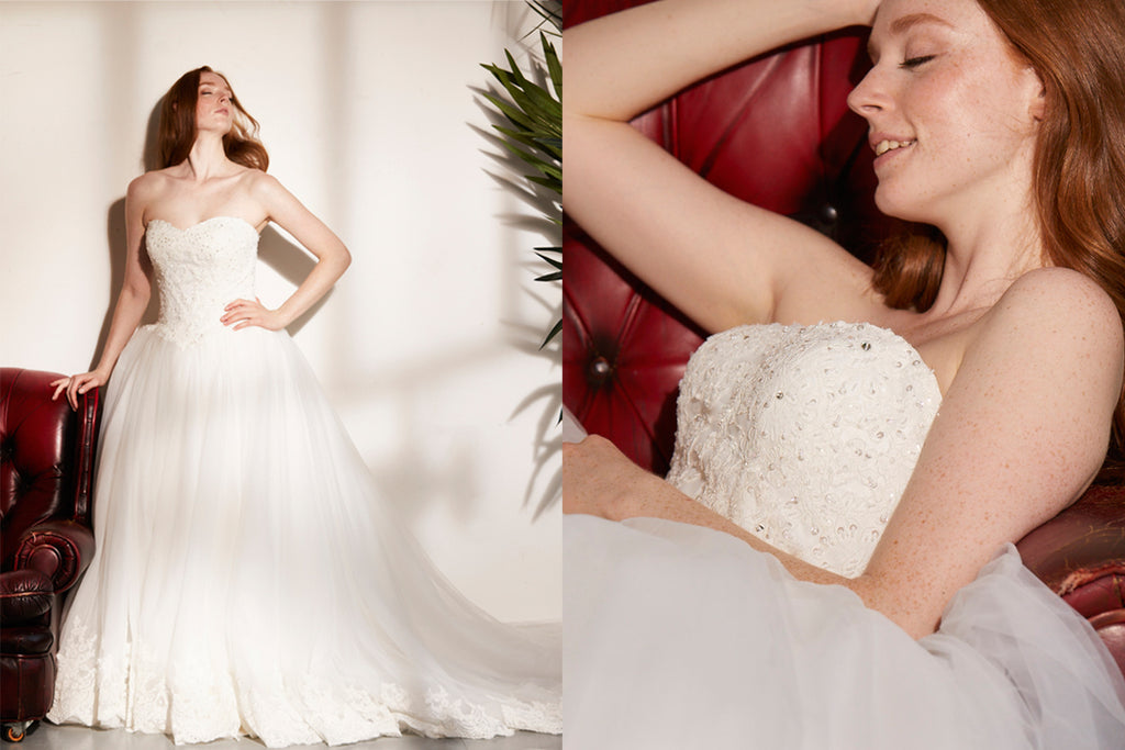 Aneberry Wedding Dress Ana