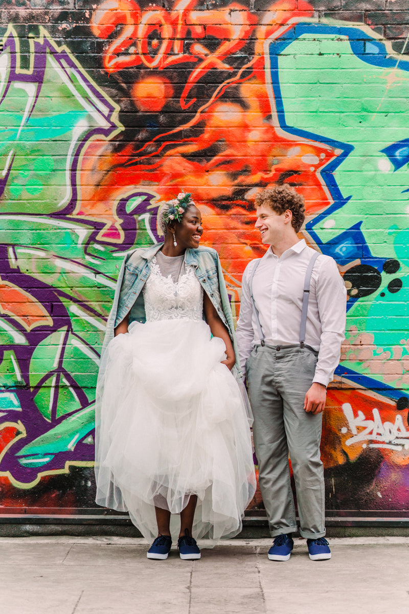 Shoreditch Wedding Shoot Ideas