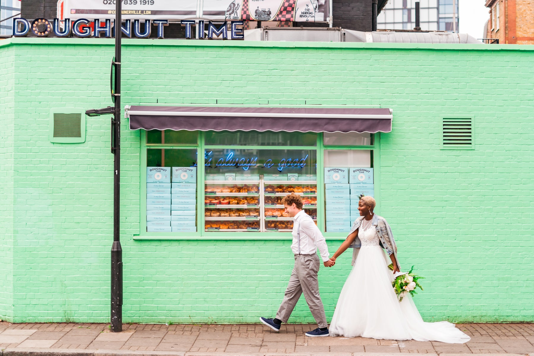 Wedding Photo at Shoreditch