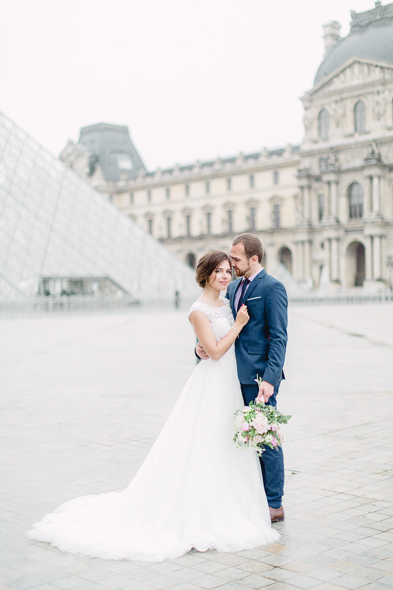 Romantic Paris Wedding Ideas