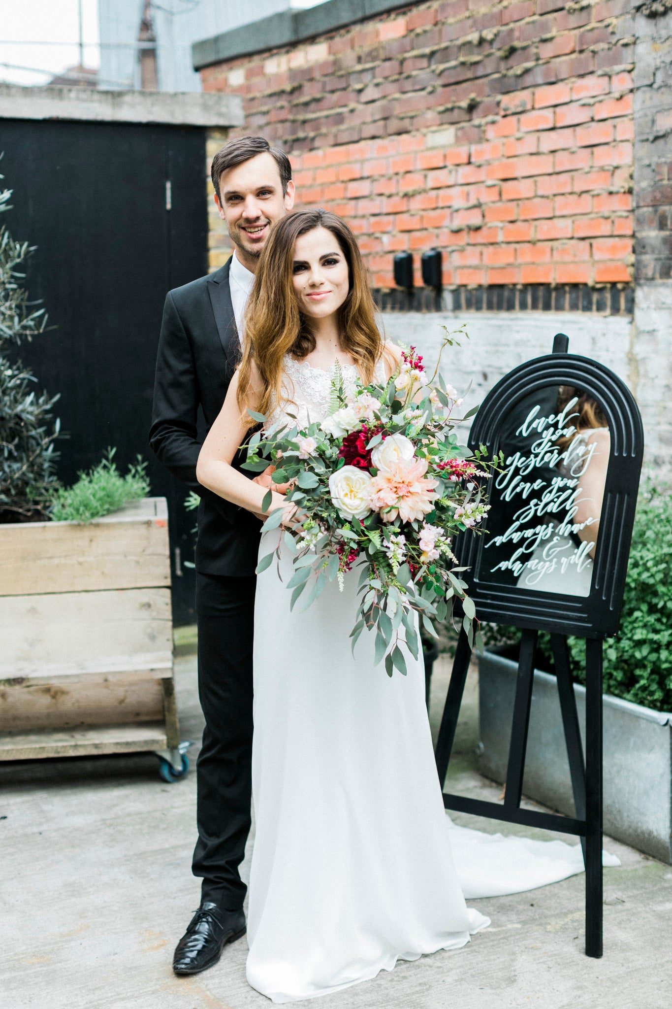 Modern Rustic Wedding Ideas London