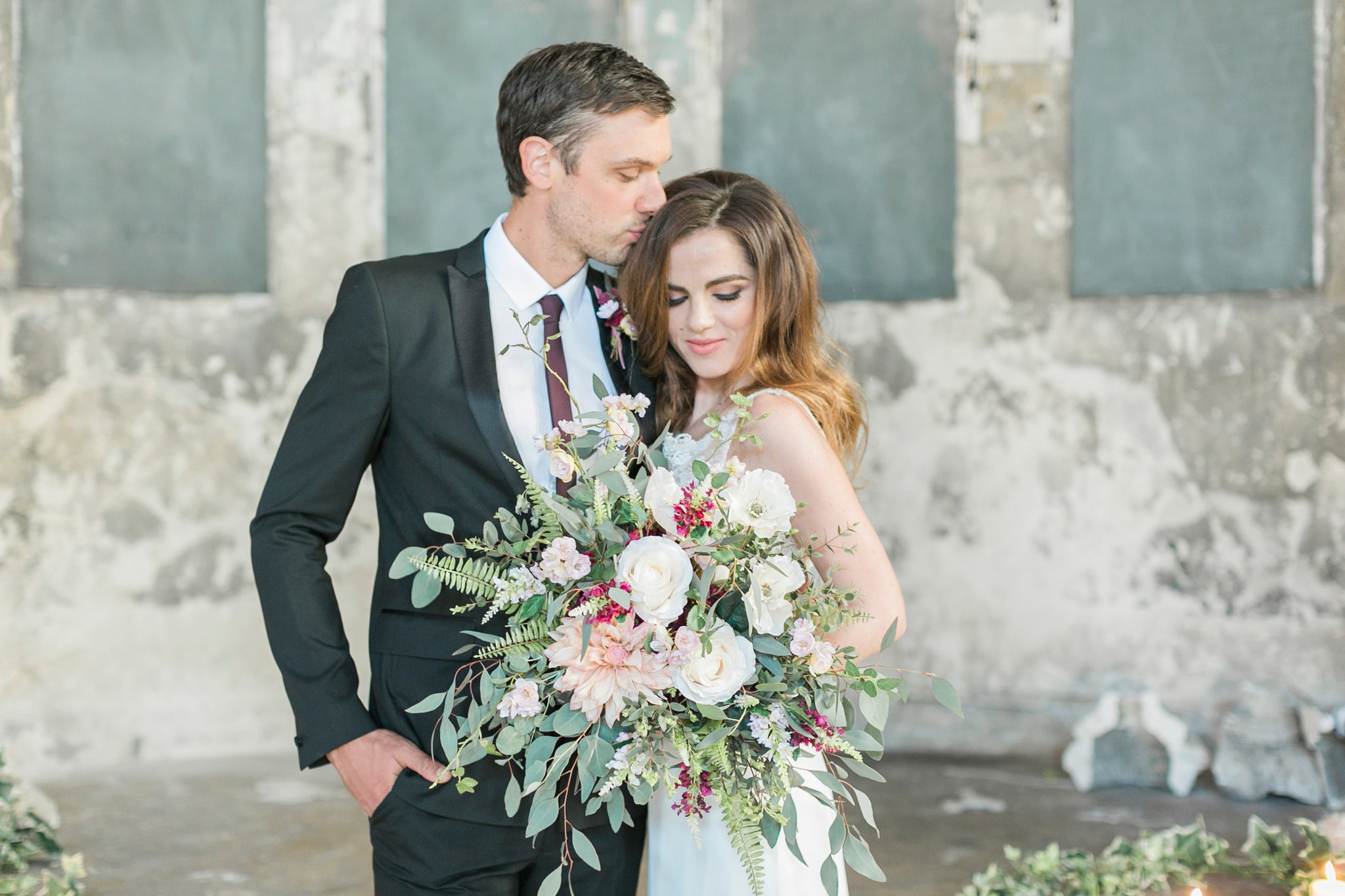 Modern Rustic Wedding Ideas in London