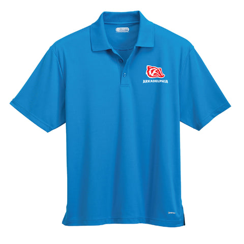 Good Sport Arkadelphia Badgers Short Sleeve Polo