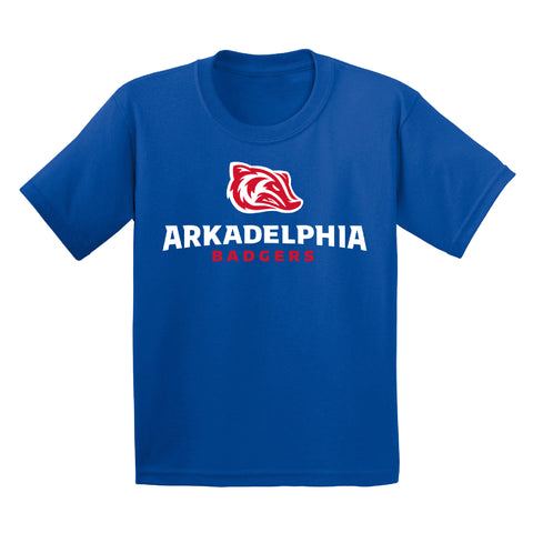 Good Sport Arkadelphia Badgers Short Sleeve T-Shirt