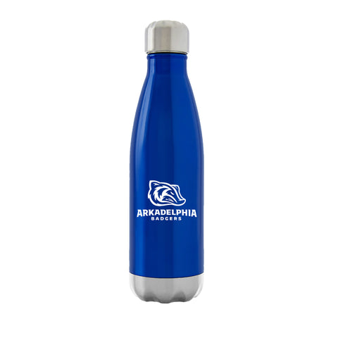 Good Sport Arkadelphia Badgers Stainless Steel Bottle