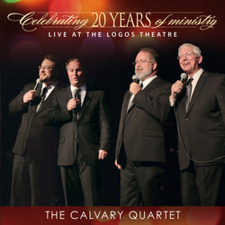 Celebrating 20 Years of Ministry-Live at the Logos Theatre  -  CD