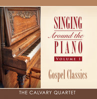 Singing Around the Piano: Volume 1 - Gospel Classics - CD