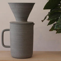 Ghost Wares Slate Coffee Pot