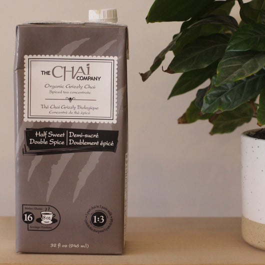 The Chai Company Organic Grizzly Chai