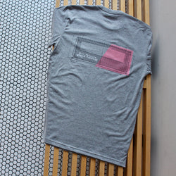 LVC Container Café T-Shirt - Grey