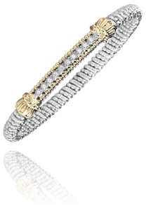 Closed Diamond Bracelet
