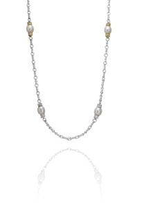 36 INCH 6 PEARL NECKLACE