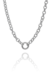 Circle Center Chain Neckale