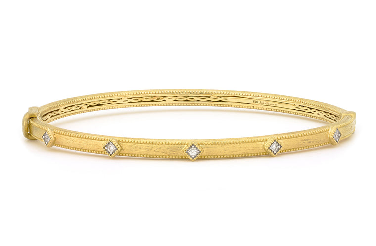 lisse diamond bangle