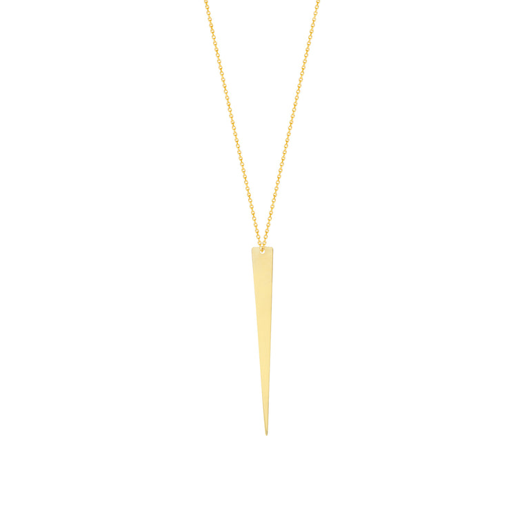 Jagger Elongated Necklace