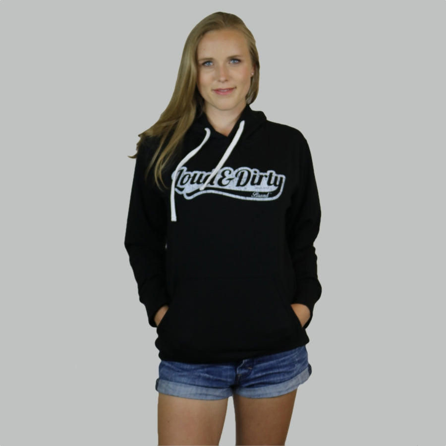 Girl's Tailwind Hoody - Black