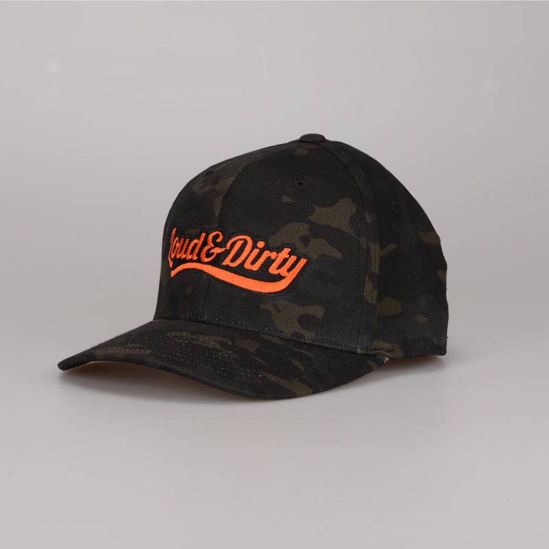 Tailwind Flexfit - Black Multicam