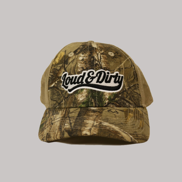Hunter Trucker - light Camo