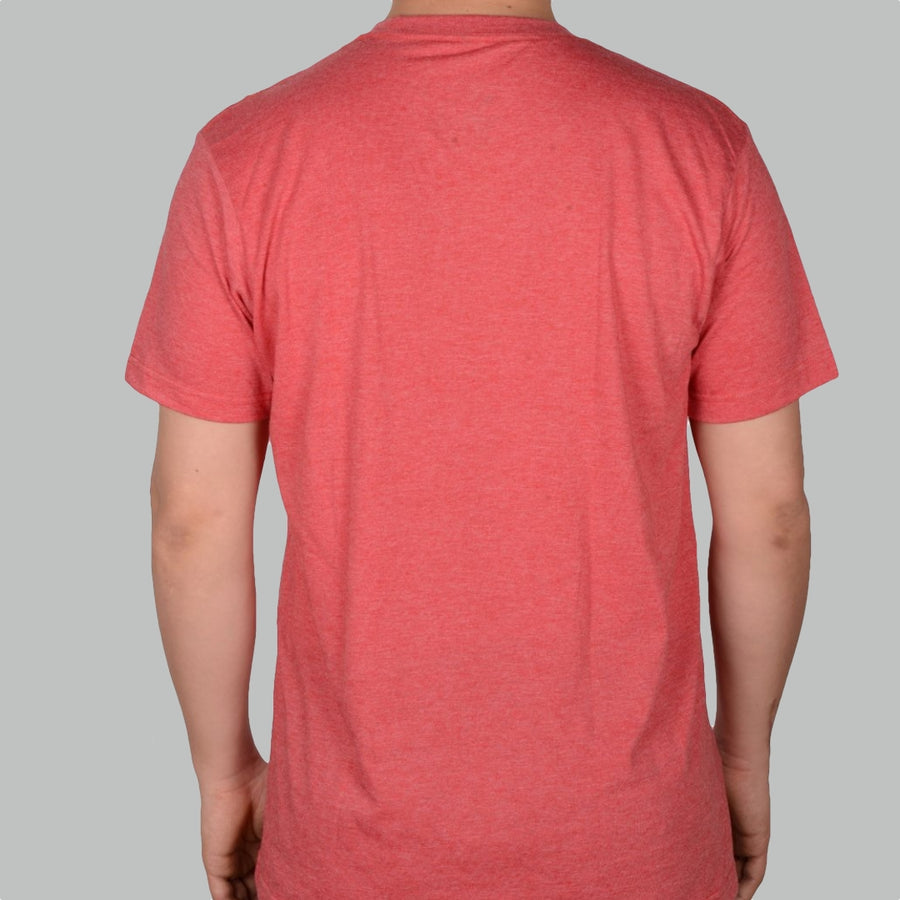 OG Tee - Heather Red