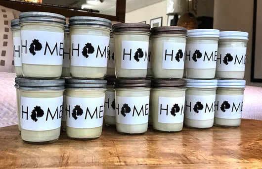 Home Jar Candles