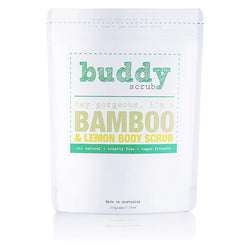 'Buddy Scrub' Bamboo & Lemon Body Scrub