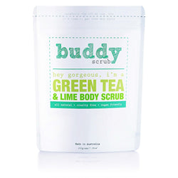 'Scrub Buddy' Green Tea & Lime Body Scrub