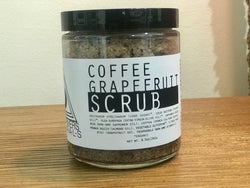 'Moon Rivers Naturals' Coffee Grapefruit Scrub