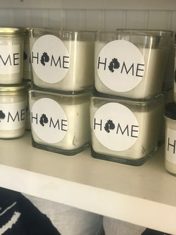 Home Square Candles