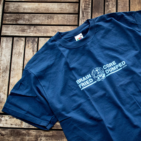 T-shirt - Datormagazin - Brain fried core dumped