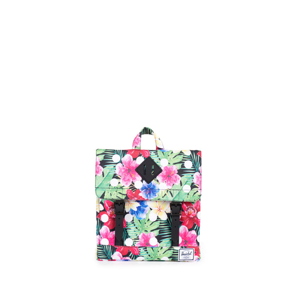 Floral Survey Backpack