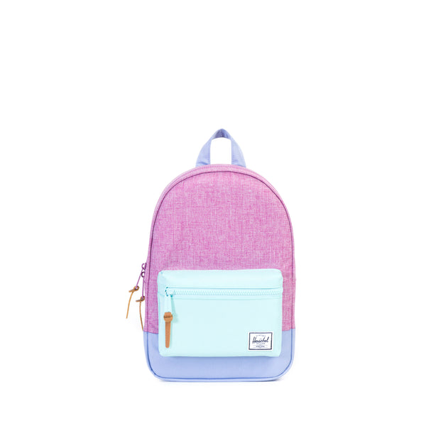 Fuschia Aruba Blue & Periwinkle Backpack