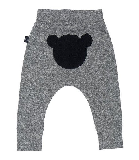 Bear Back Harem Pant