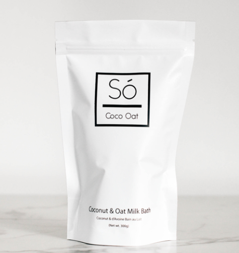 Só Luxury Coco Oat Refill - Little Bean + Co
