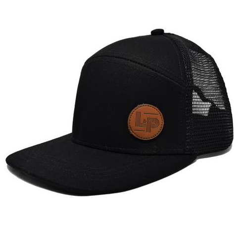 Orleans All Black Snapack - Little Bean + Co