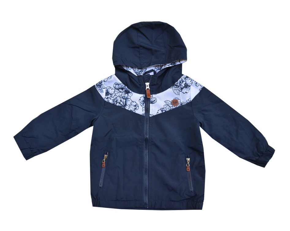 Urban Navy Jacket - Little Bean + Co