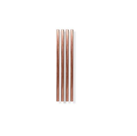 Copper Metal Straws