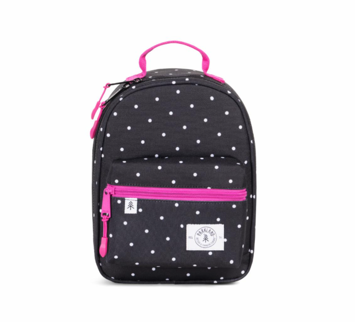 Polka Dots Lunch Bag