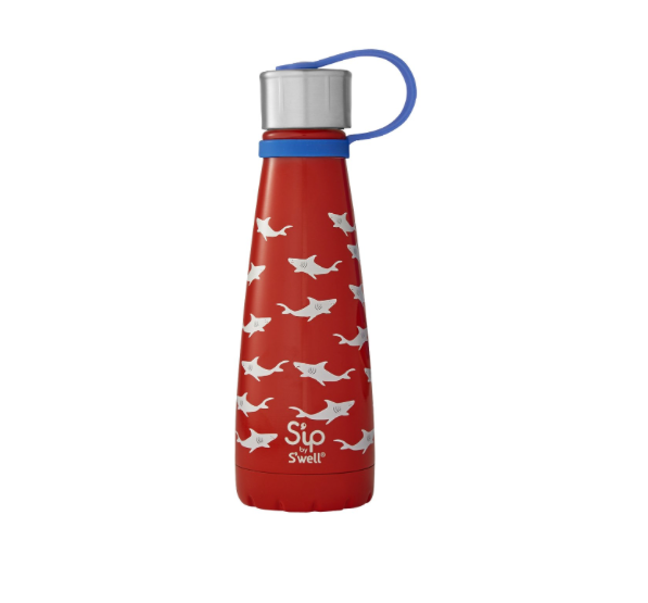 Shark Bite Kids Water Bottle