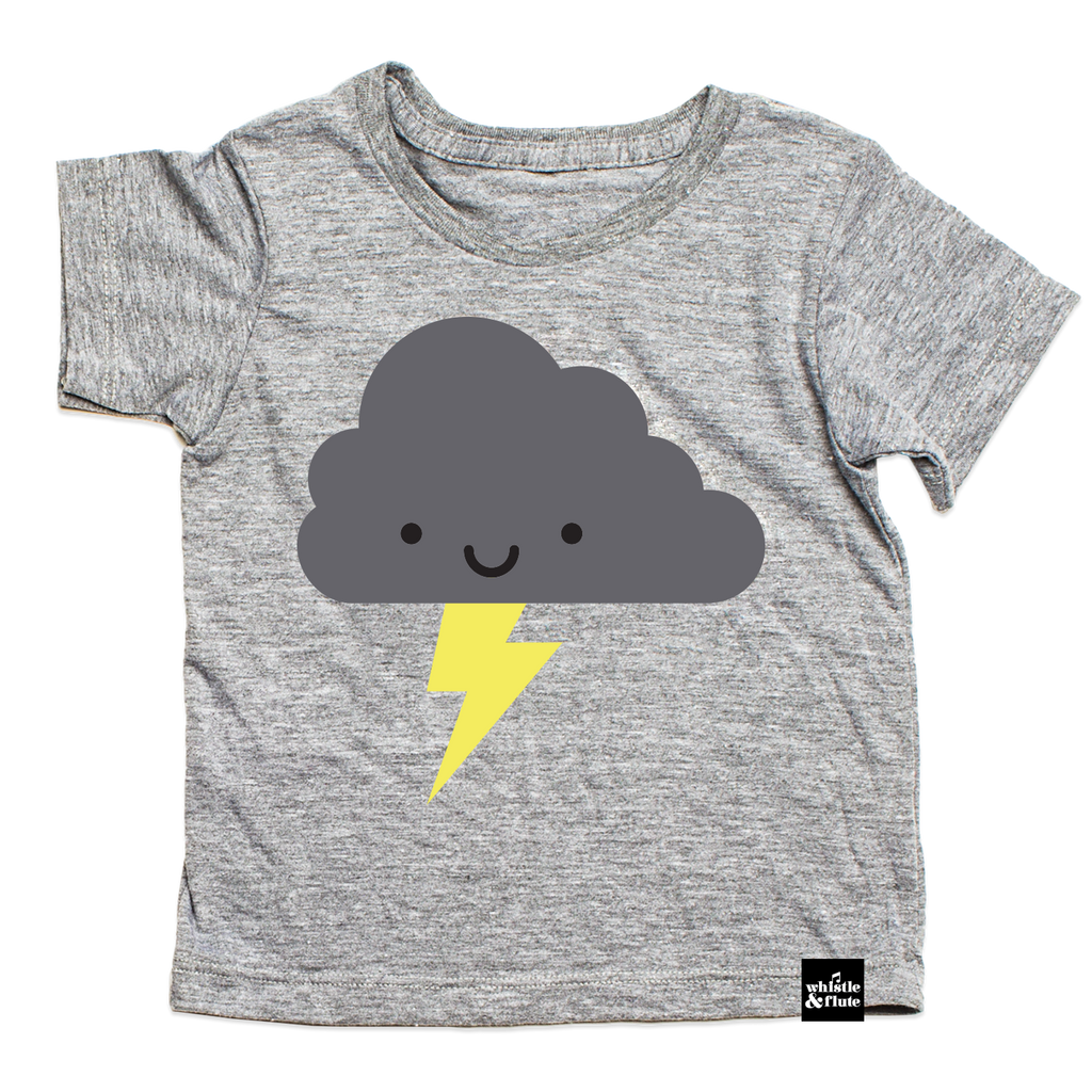 Kawaii Storm Cloud T-shirt (9-10T Only)