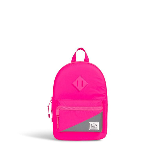 Heritage Youth Neon Pink Reflective