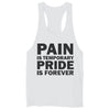 Men's Pain is Temporary Tank - Merch Nerds