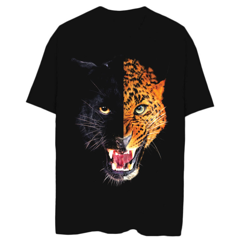 Men's Panther Leopard Tee - Merch Nerds