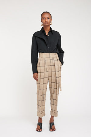 ANTONIN TROUSER OATMEAL