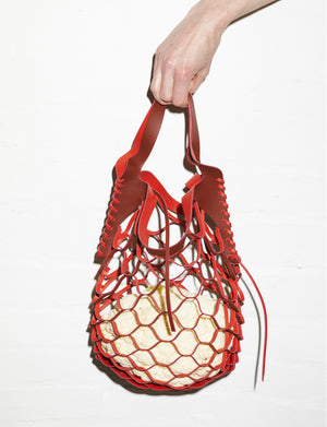 MAVIKA BAG (DARK RED)