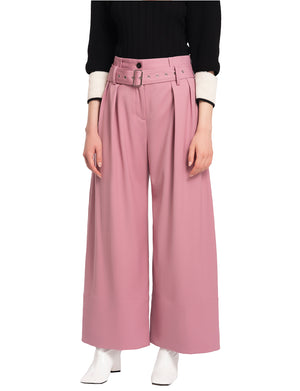 CHARLOTTE TROUSER (PINK)