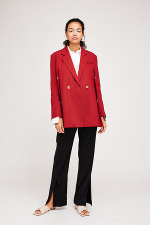 BEATRICE JACKET (RED)