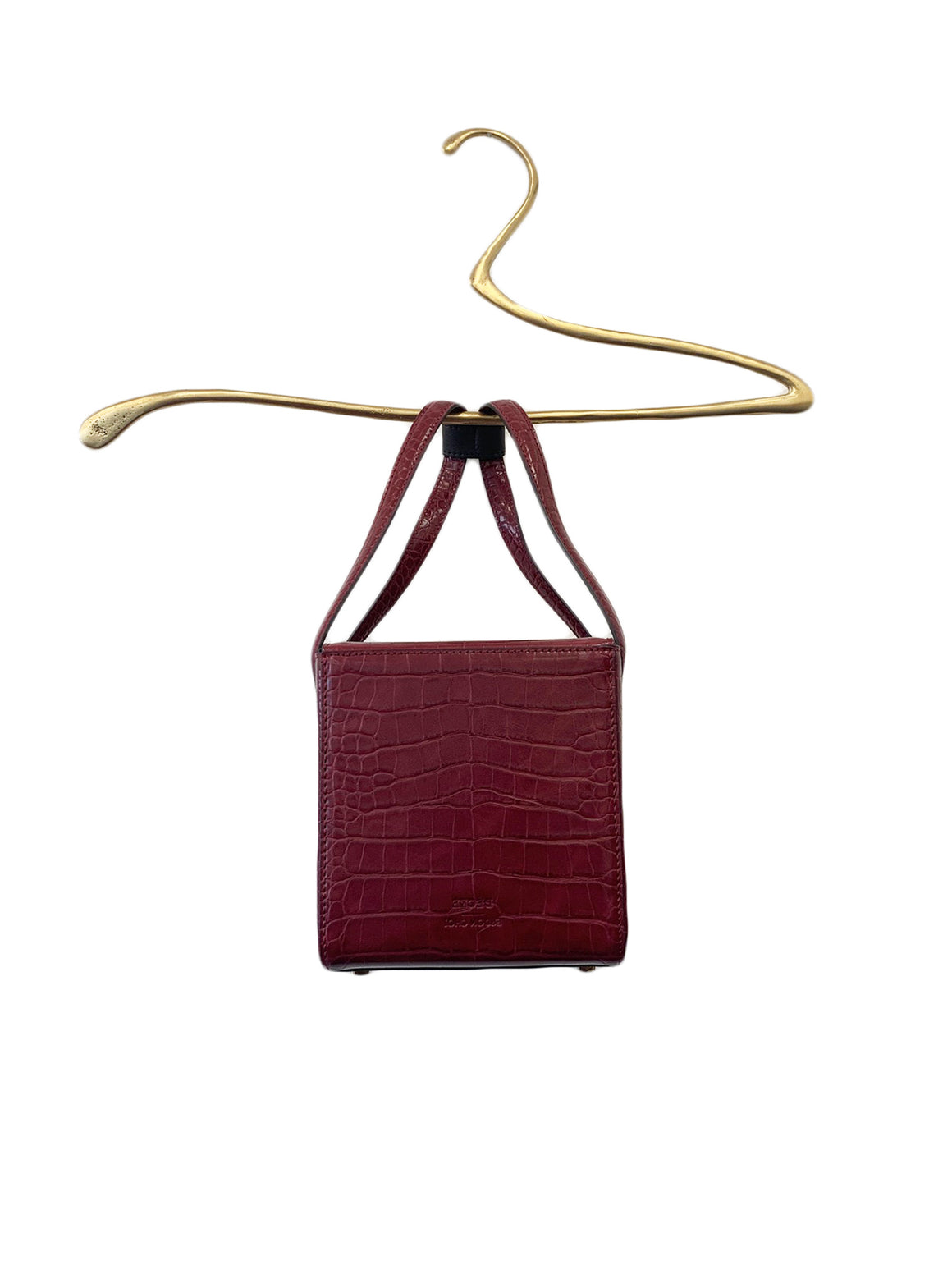 ELDA BAG (BURGUNDY)