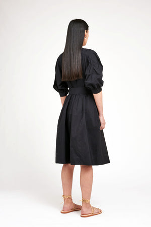 ISABELLA DRESS BLACK