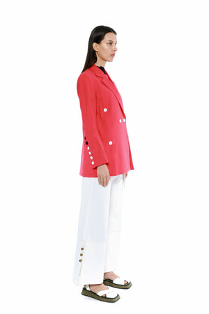 BEATRICE JACKET FUCHSIA