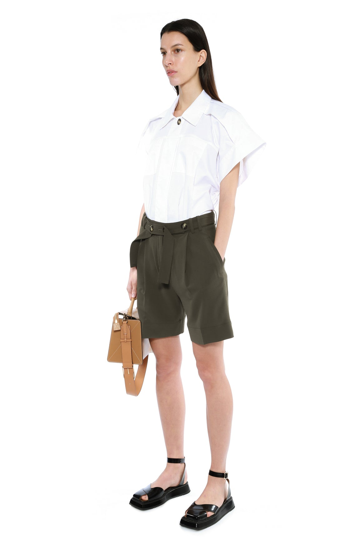 HARRISON SHORT KHAKI